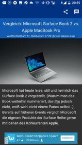 Windows United Android App 1