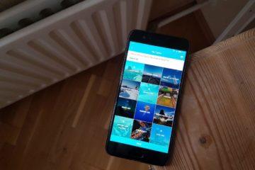 Outings Reise App Microsoft