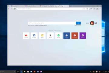 Windows 10 Redstone 5 Build 17643 Update changelog
