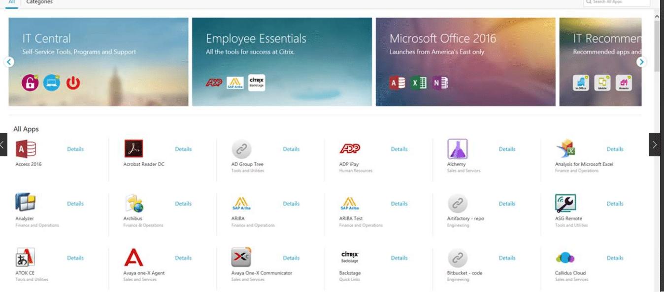 Citrix Receiver: Neue Windows 10-Version im Microsoft Store