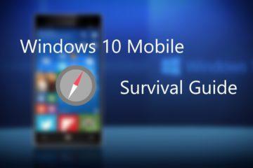 Windows 10 Mobile Ersatzakku