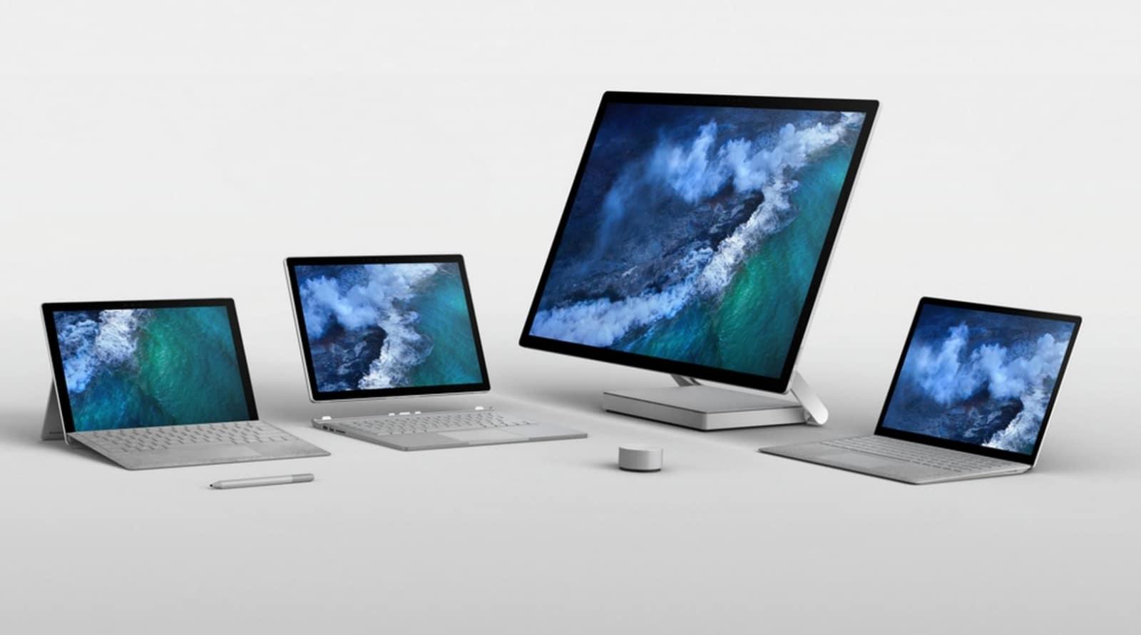 Surface Mai Update