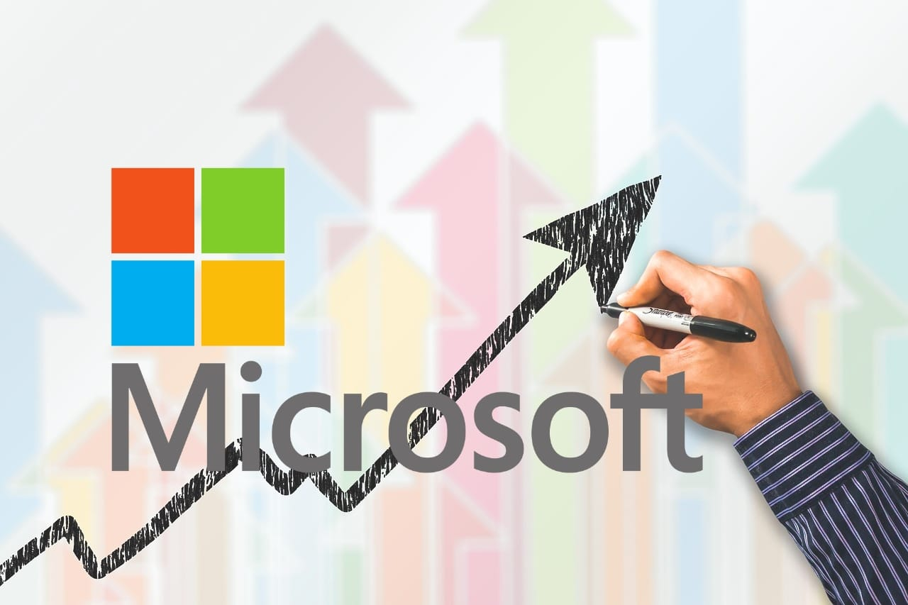 Microsoft Quartalszahlen Q2 FY2018
