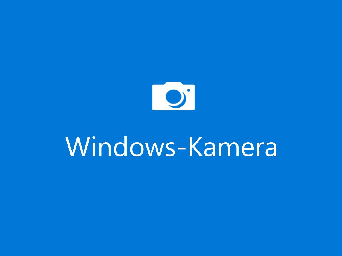 Windows 10 Kamera Version 2018.426.70.0