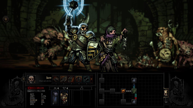 Darkest Dungeon erscheint am 28. Februar 2018 für die Xbox One.