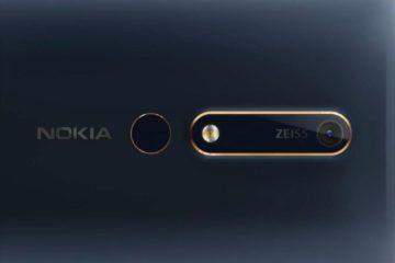 Nokia 6.1 Kamera Test