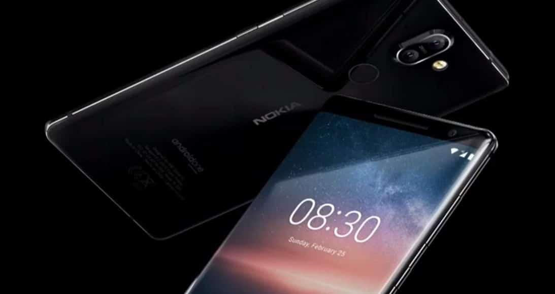 Nokia 8 Sirocco Deal
