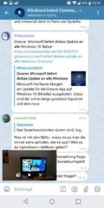 Mini Video Telegram X