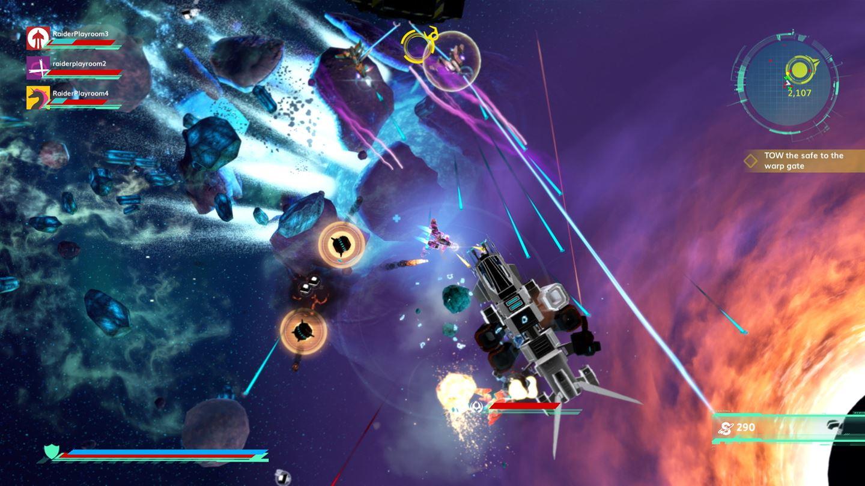 RiftStar Raiders erscheint am 28. Februar 2018 für die Xbox One.