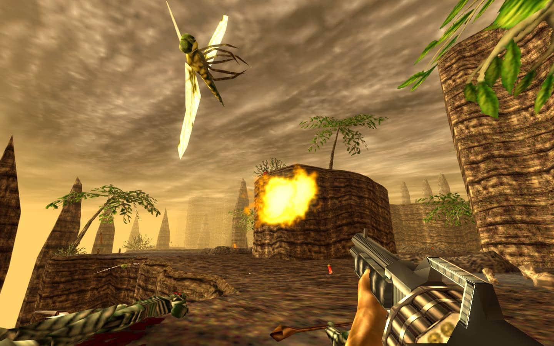 Turok und Turok 2 erscheinen am 2. März auf der Xbox One.