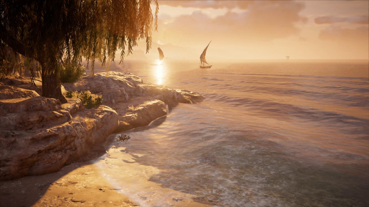 Die Erweiterung Der Fluch der Pharaonen für Assassin's Creed Origins erscheint am 13. März 2018.