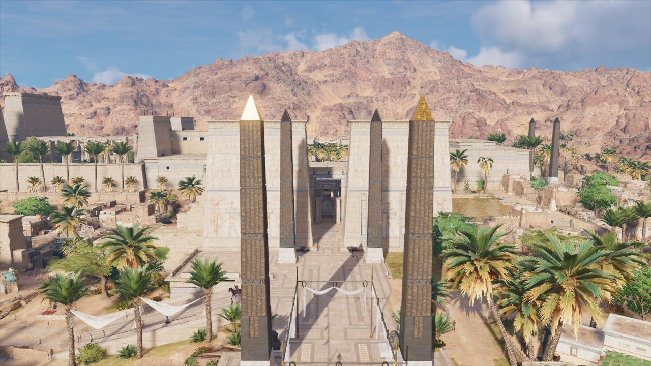 Der Fluch der Pharaonen ist seit dem 15. März 2018 erhältlich.