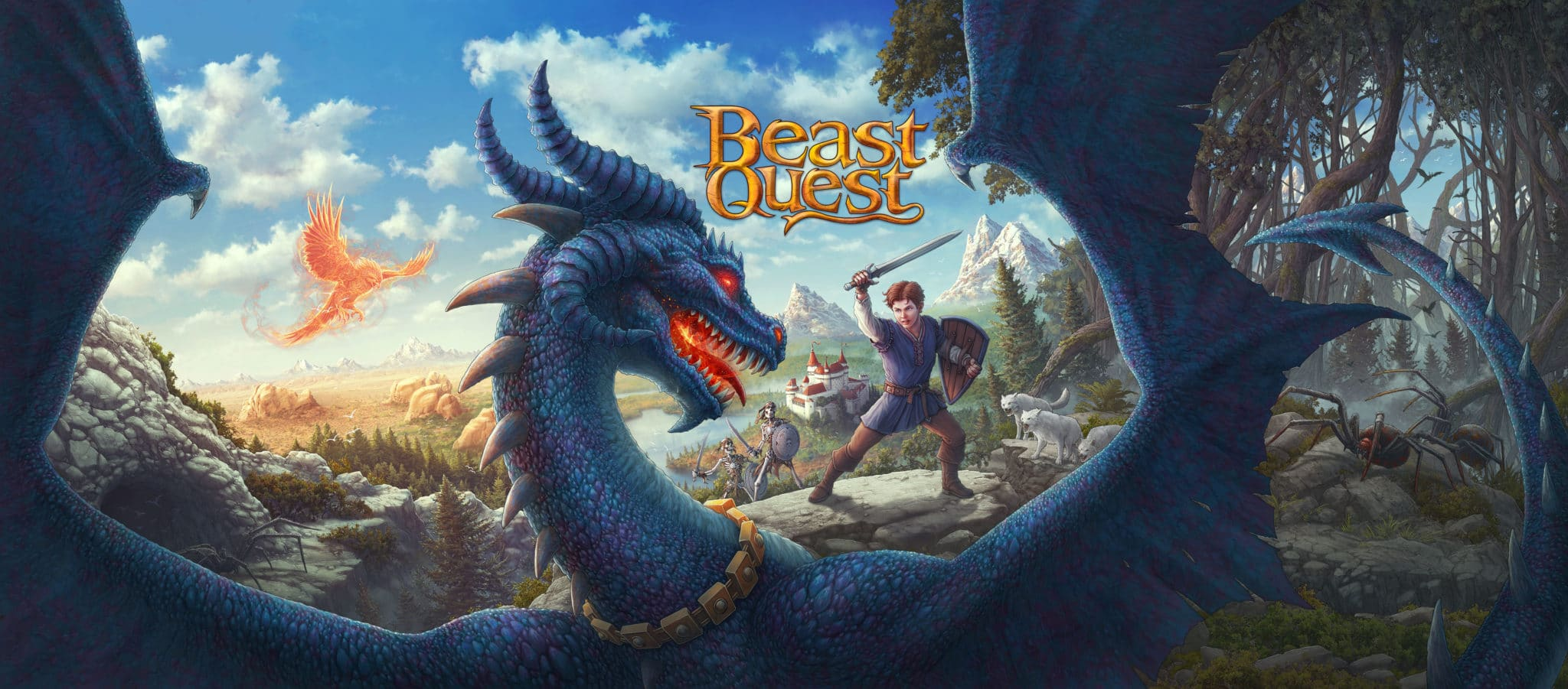 Beast Quest kann seit letzter Woche für die Xbox One erworben werden.