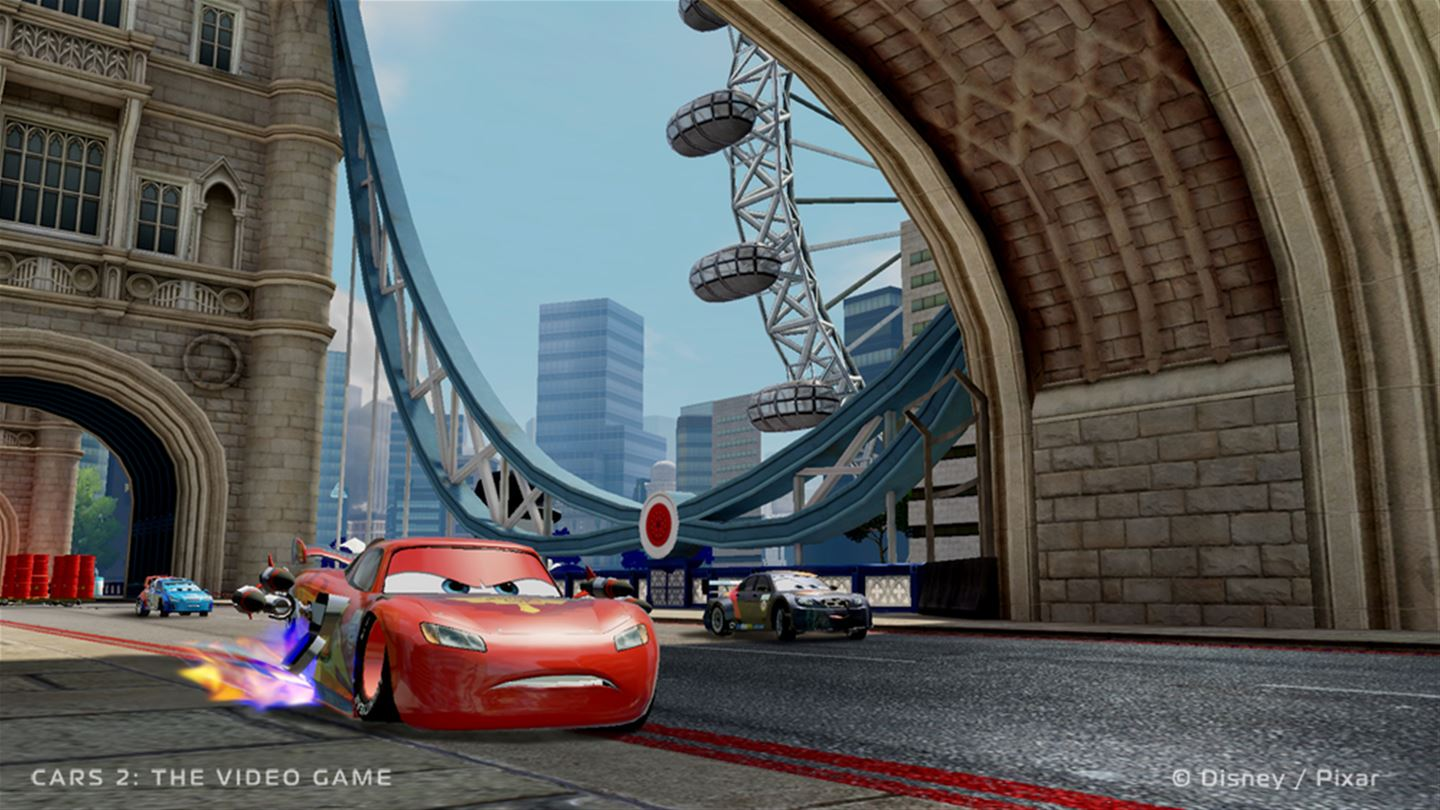 Cars 2: The Video Game ist im April im Games with Gold-Angebot enthalten.