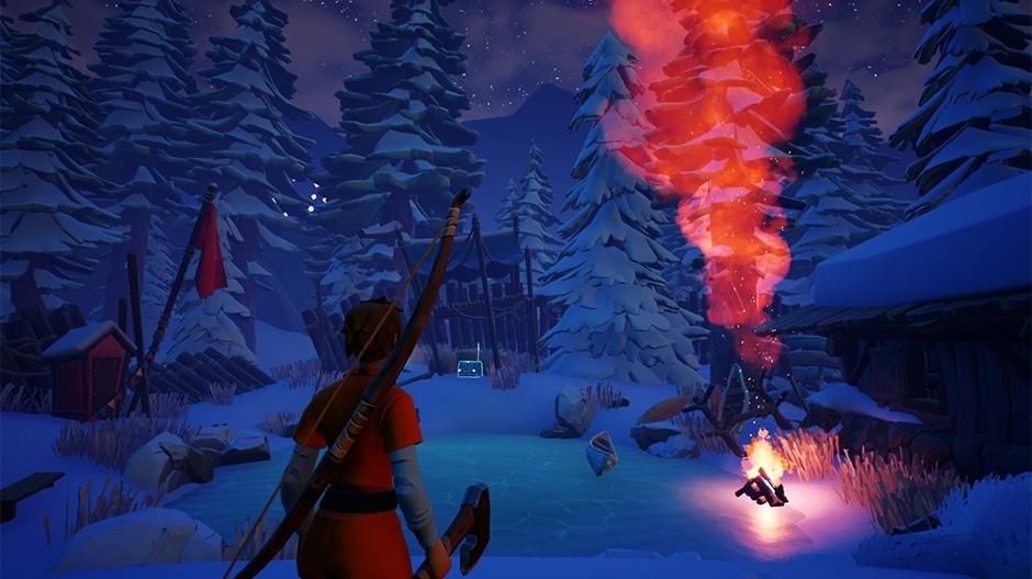 Darwin Project erscheint am 9. März 2018 für die Xbox One.