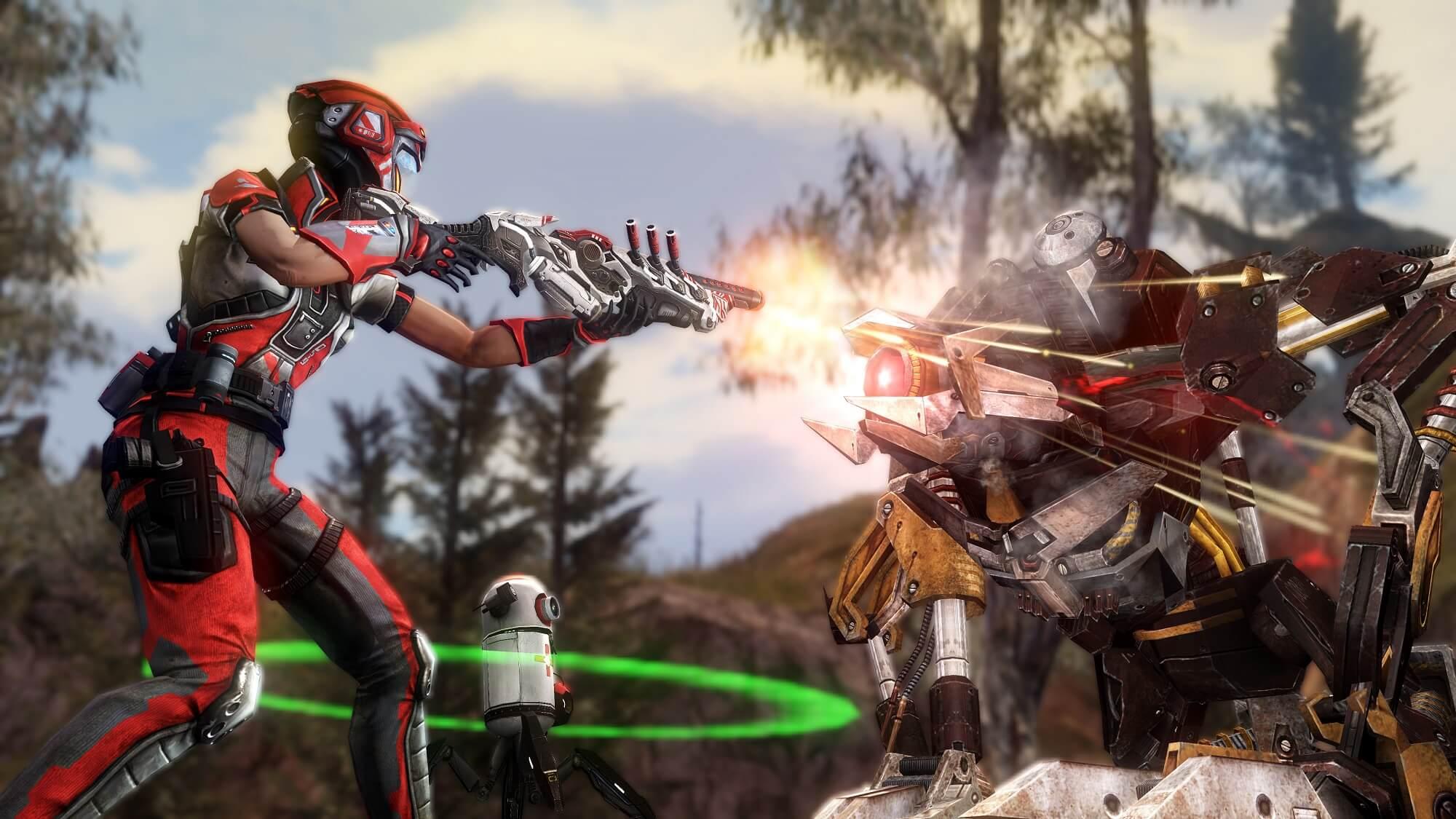 In Defiance 2050 für die Xbox One fangen alle Spieler bei Null an.