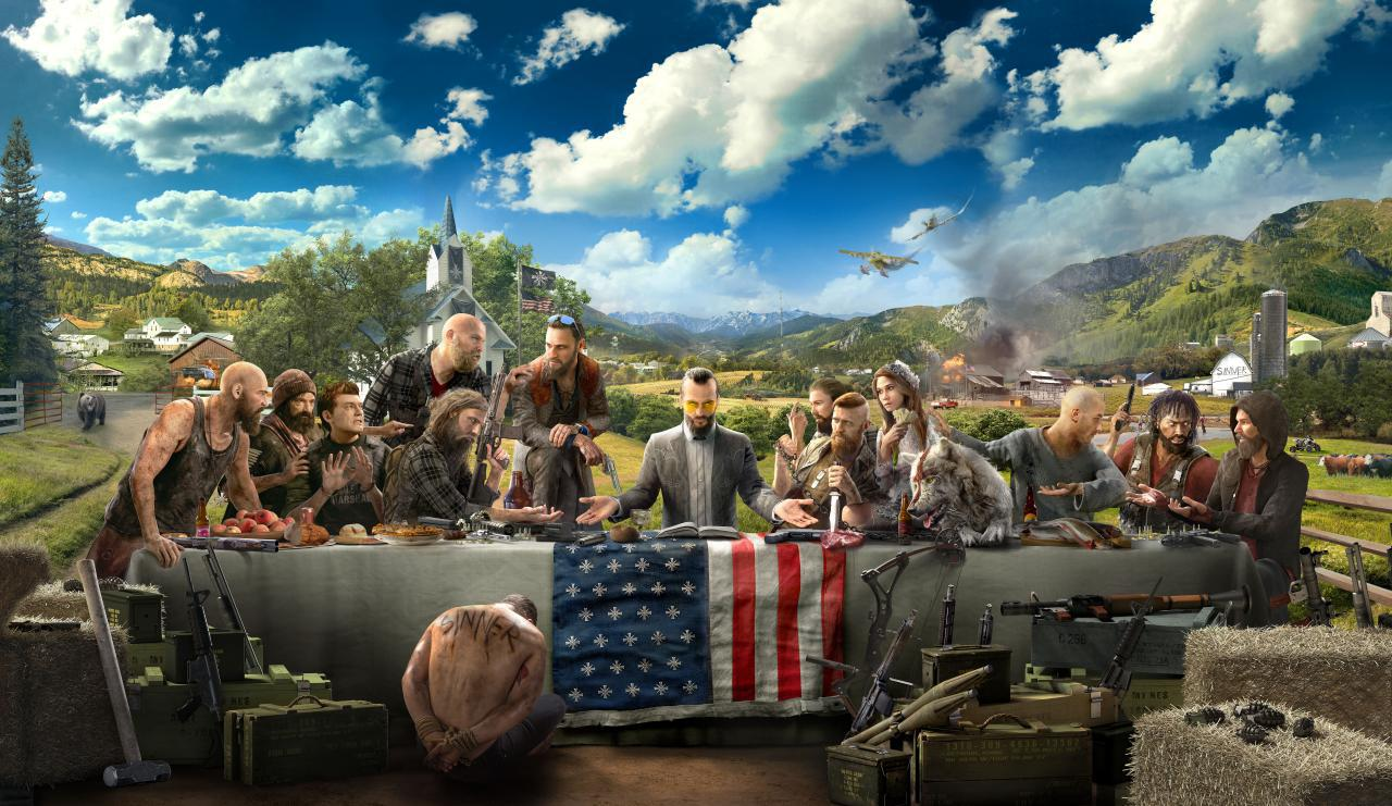 cry review Far cry 5 was a blast from start to finish, pulling me into the experience instantly with an americana rich world full of memorable characters and built with a strong core of addictive first.
