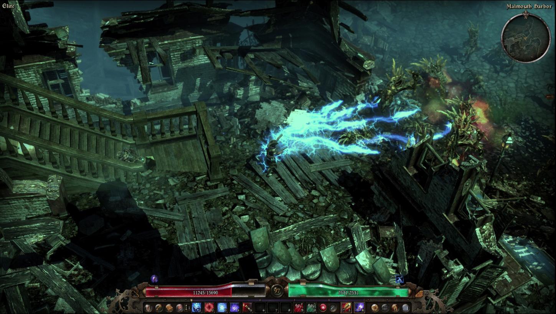 Das Action-RPG Grim Dawn soll auf der Xbox One erscheinen.