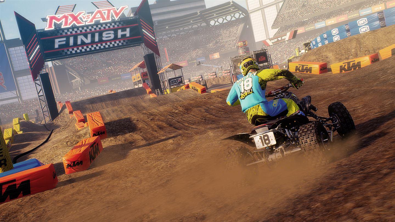 MX vs ATV All Out erscheint am 23. März 2018 für die Xbox One.