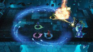 Nine Parchments erscheint am 7. März 2018 für die Xbox One.