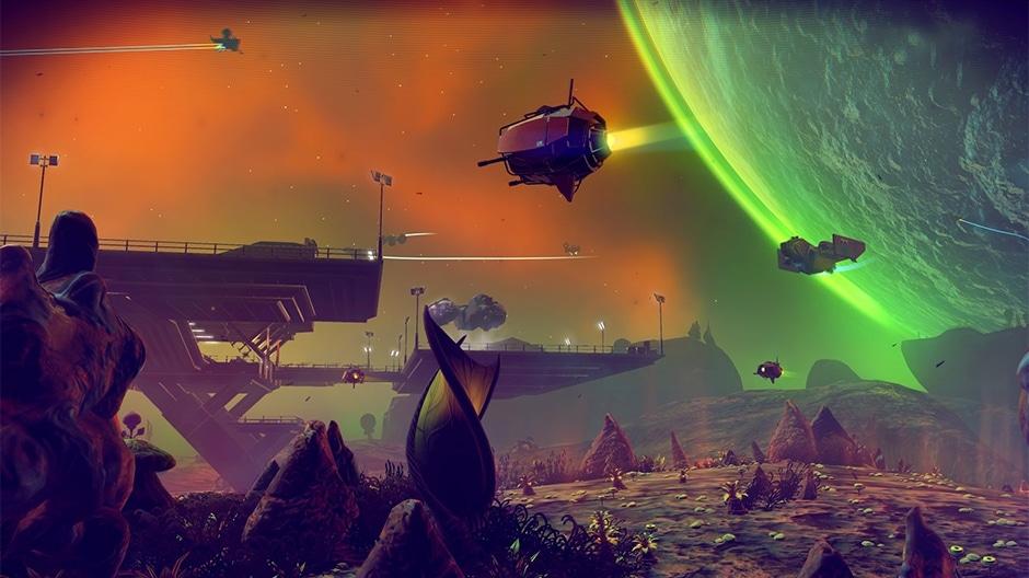No Man's Sky wird bald auch für die Xbox One erscheinen.