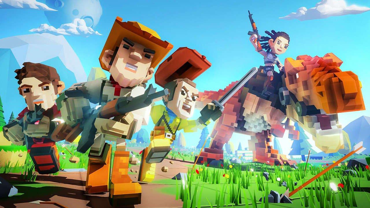 PixARK erscheint am 27. März 2018 für die Xbox One.