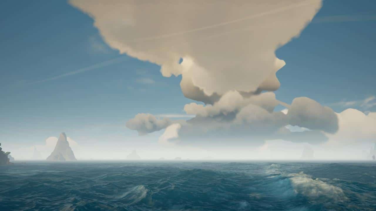 Der Sea of Thieves Scale Test findet dieses Wochenende statt.
