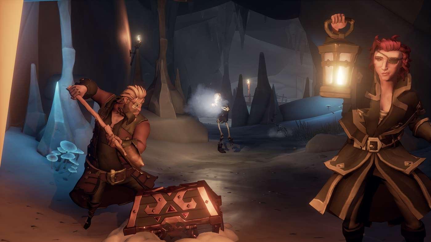 Sea of Thieves erscheint am 20. März 2018 für die Xbox One.