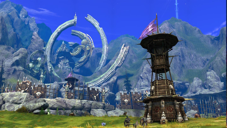TERA erscheint am 03. April 2018 für die Xbox One.