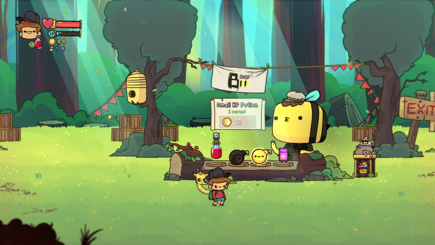 The Adventure Pals erscheint am 03. April 2018 für die Xbox One.
