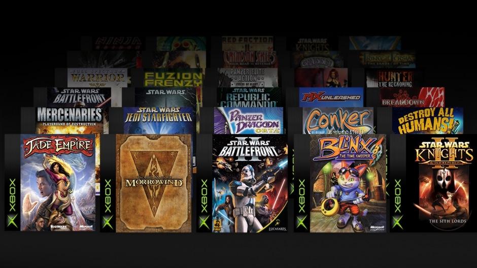 Im April gibt es 25 neue abwärtskompatible Spiele.
