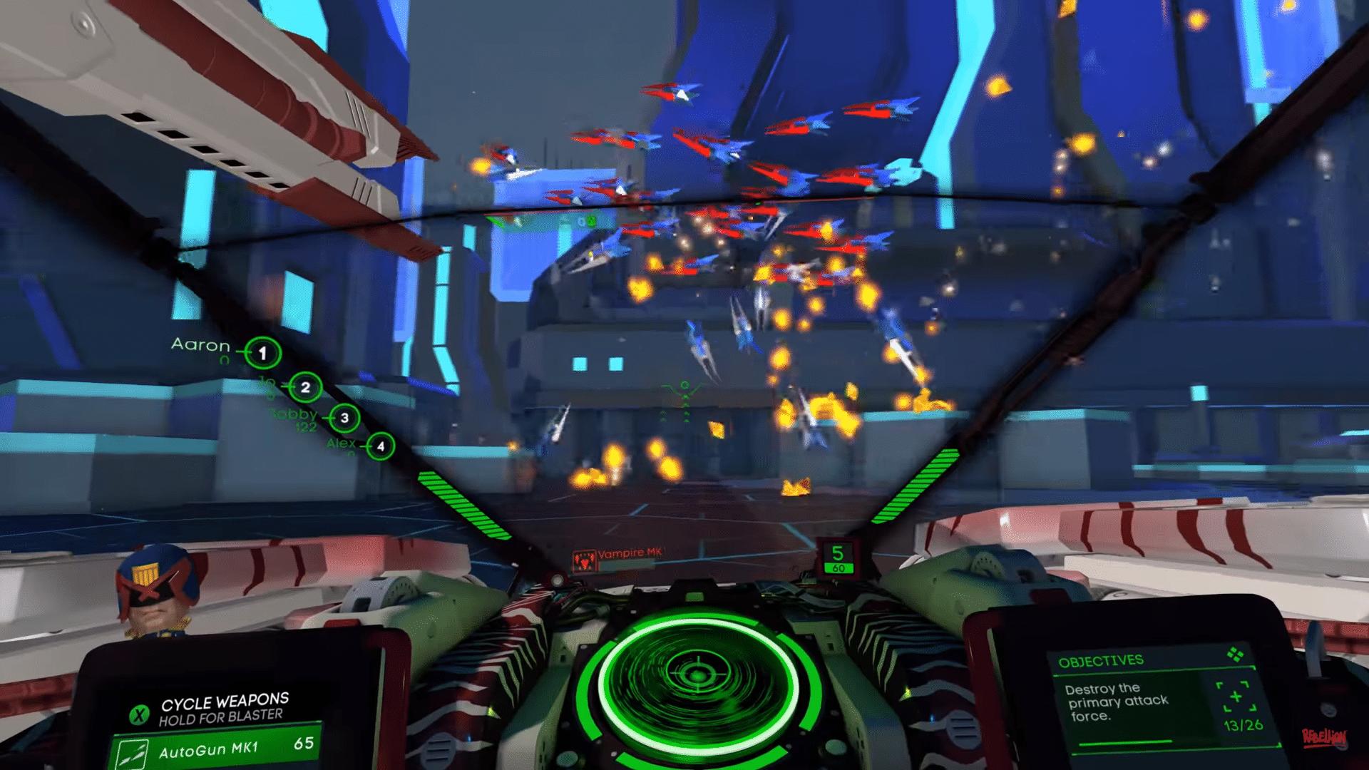 Battlezone: Gold Edition erscheint am 01. Mai 2018 für die Xbox One.