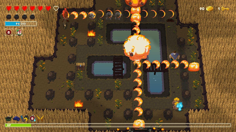 Bombslinger erscheint am 11. April 2018 für die Xbox One.