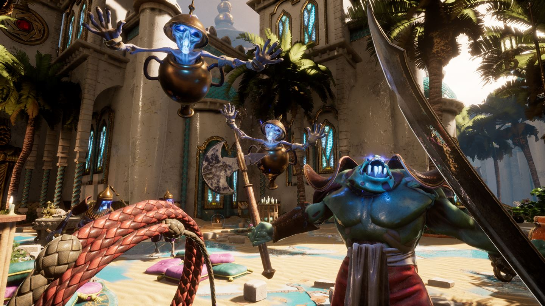 City of Brass erscheint am 04. Mai 2018 für die Xbox One.