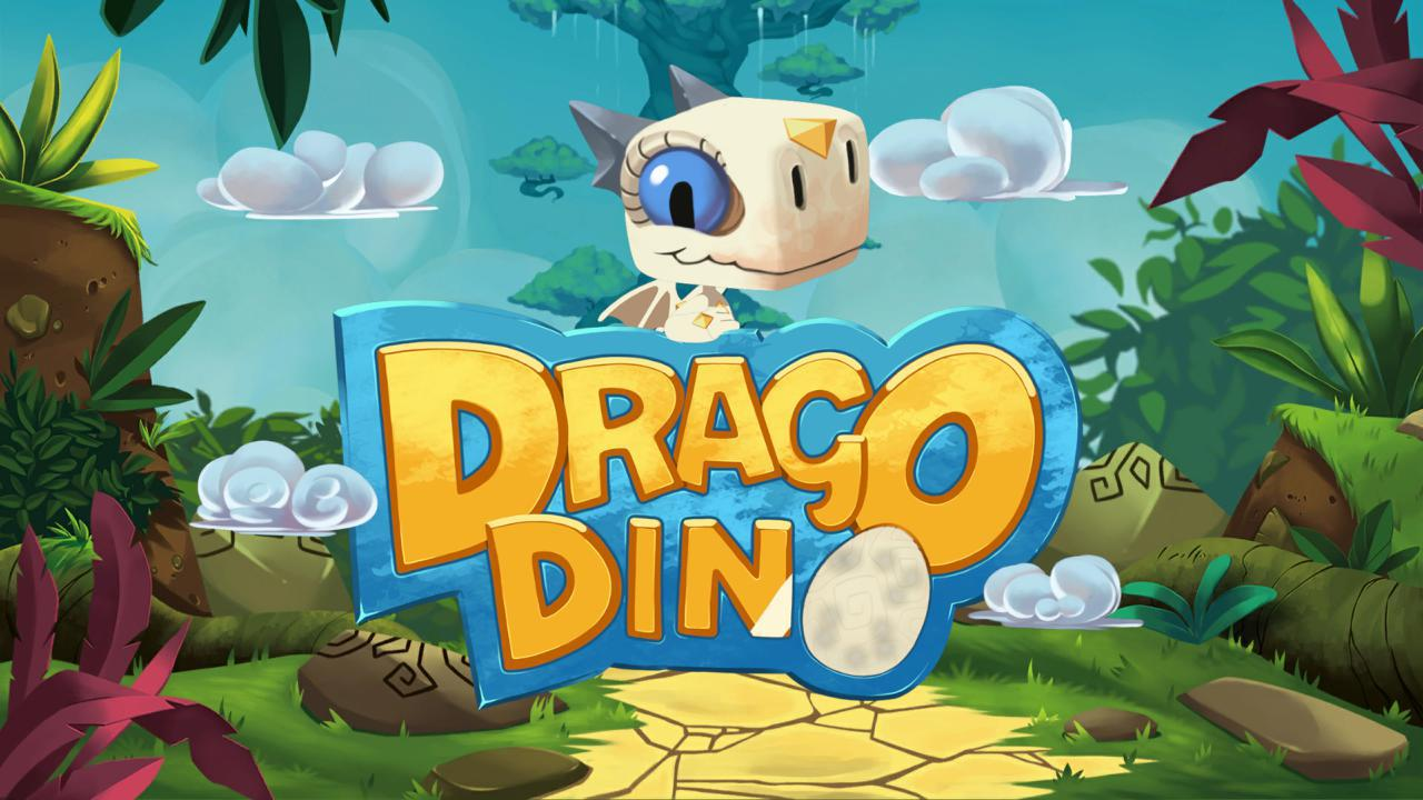 DragoDino ist jetzt im Microsoft Store verfügbar.