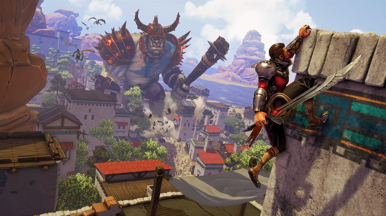 Extinction erscheint am 10. April 2018 für die Xbox One.