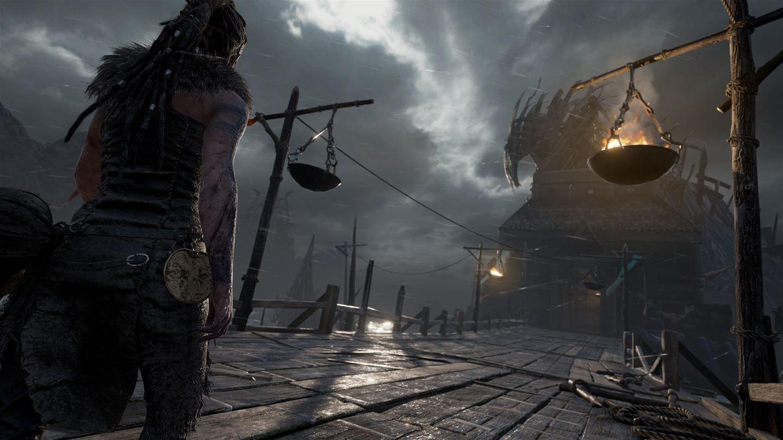 Hellblade: Senua's Sacrifice erscheint am 11. April 2018 für die Xbox One.