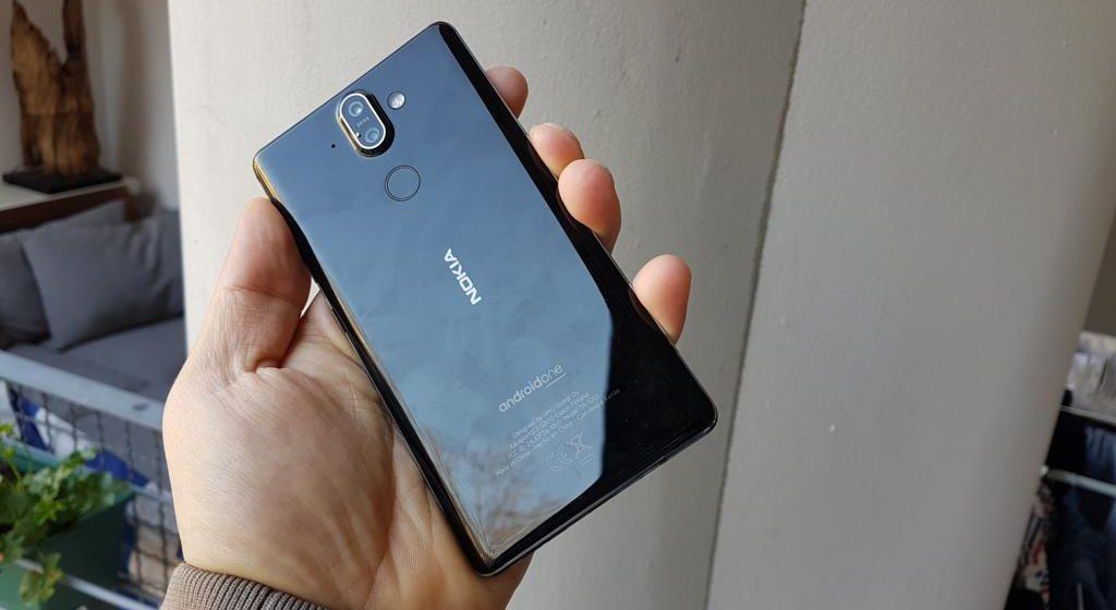 Nokia 8 Sirocco Kamera Test