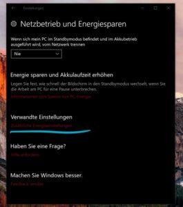 Windows 10 herunterfahren geht nicht