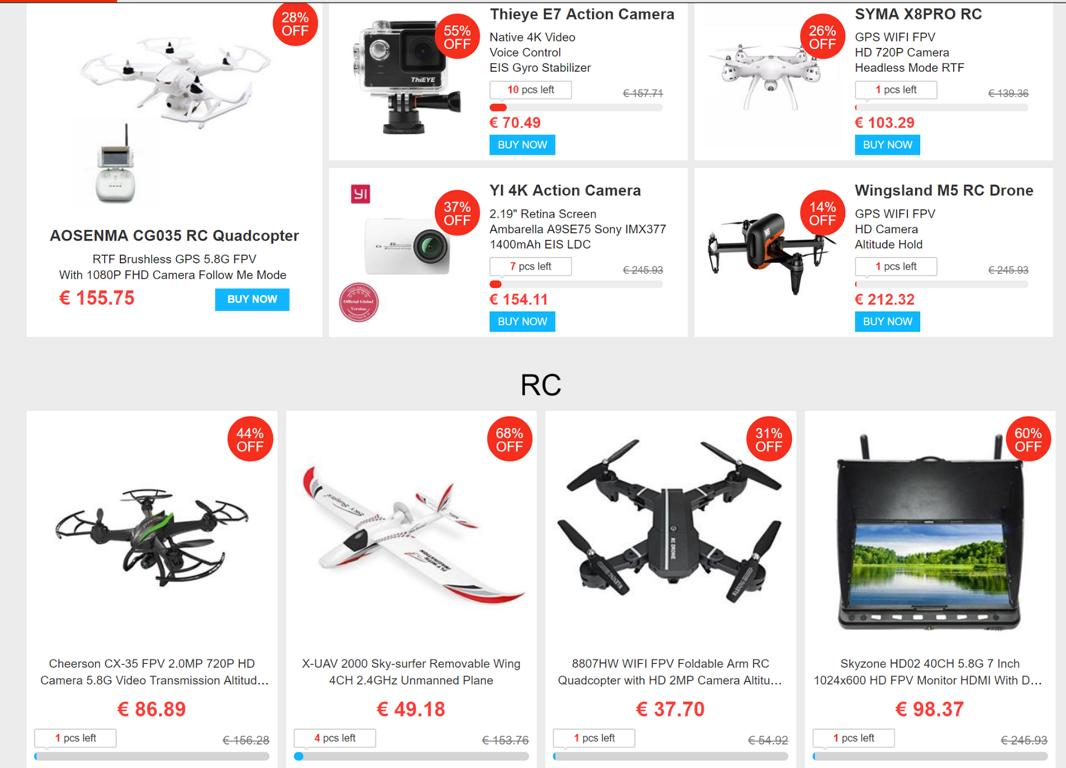 Top Angebote Geekbuying