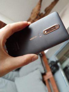 Nokia 6 2018 android 8.1