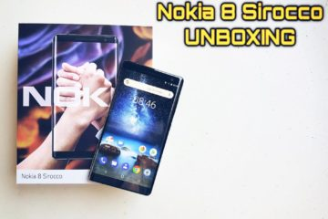 Nokia 8 Sirocco Test Review