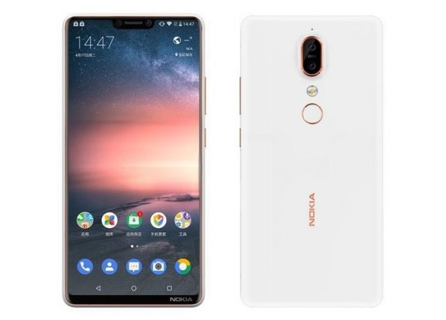 Nokia X6 Notch Leak