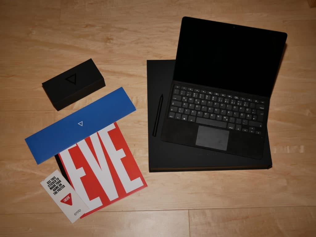Eve V Test Review