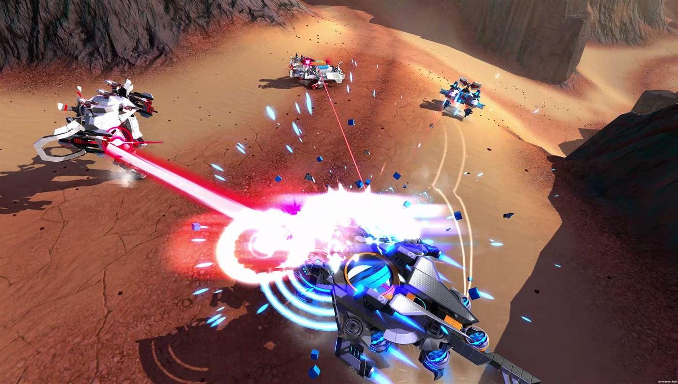 Robocraft Infinity erscheint am 11. April 2018 für die Xbox One.