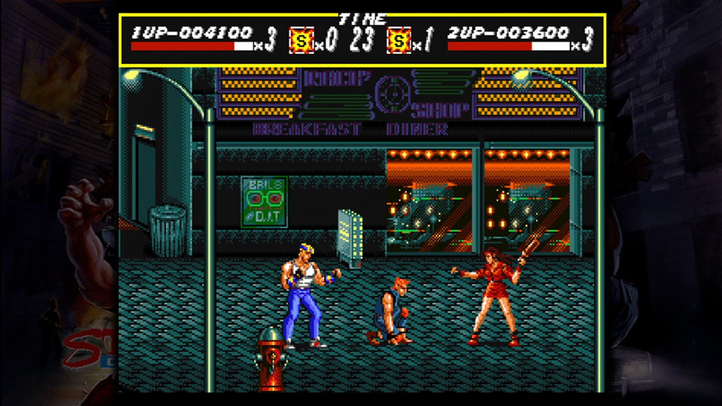 SEGA Vintage Collection: Streets of Rage ist im Mai im Games with Gold-Angebot enthalten.