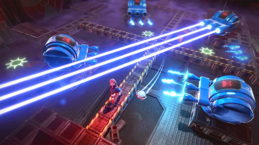 Subaeria erscheint am 24. April 2018 für die Xbox One.