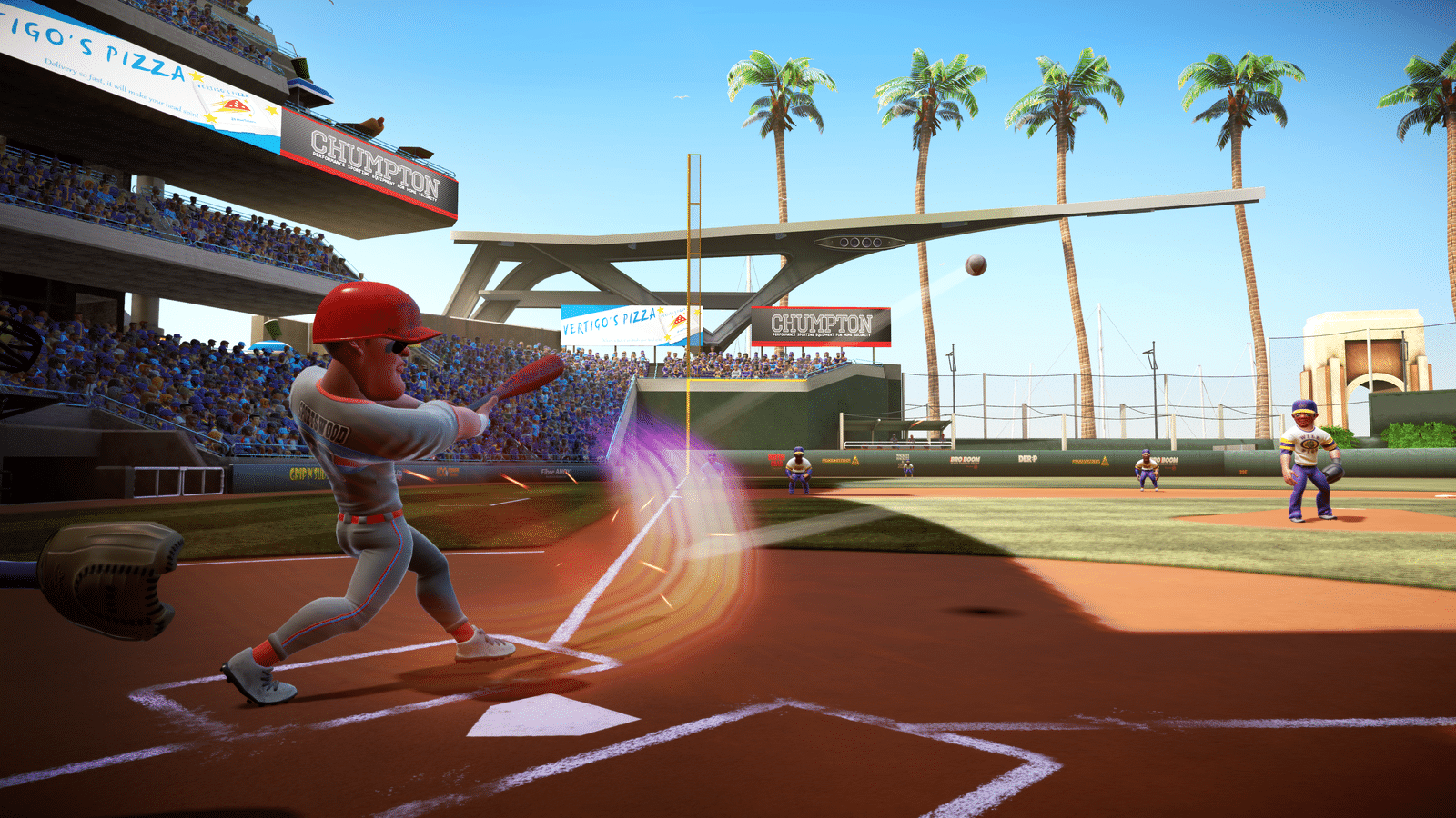 Super Mega Baseball 2 ist im Mai im Games with Gold-Angebot enthalten.