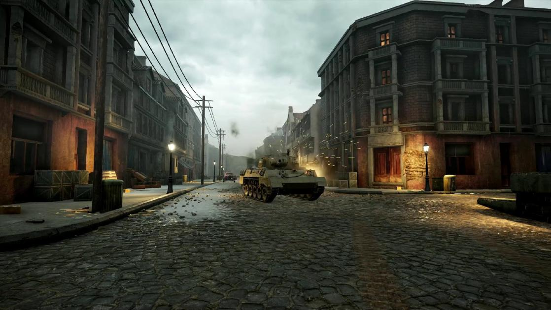 Die Spoils of War-Trilogie für World of Tanks ist jetzt für die Xbox One verfügbar.