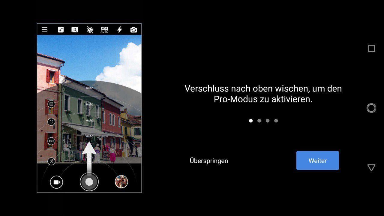 Nokia Pro Kameramodus